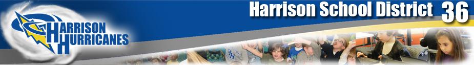 Harrison School District Logo